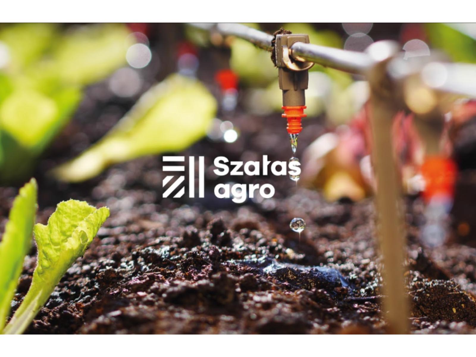 Współpraca z firmą Szałas-Agro